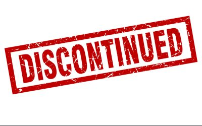 Discontinued Items at discounted prices